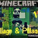 Download Minecraft PE v1.9.0.15, 1.8.1.2 Beta MOD Village & Pillage