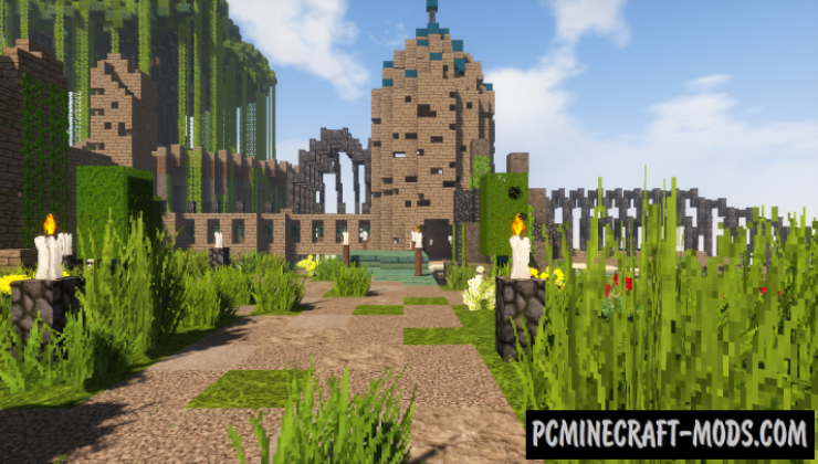 LureStone Resource Pack For Minecraft 1.13.1, 1.12.2