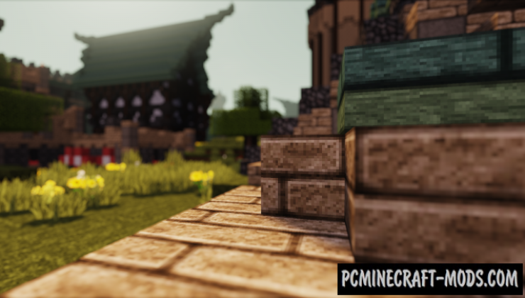 LureStone Resource Pack For Minecraft 1.13.1, 1.12.2
