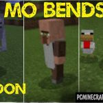 New Reptiles Mobs Addon For Minecraft PE iOS, Android 1.11, 1.10