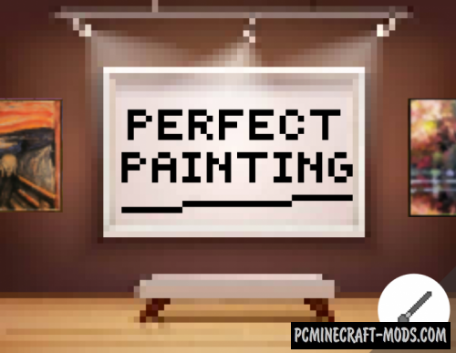 Perfect Painting Resource Pack For Minecraft 1.13.1