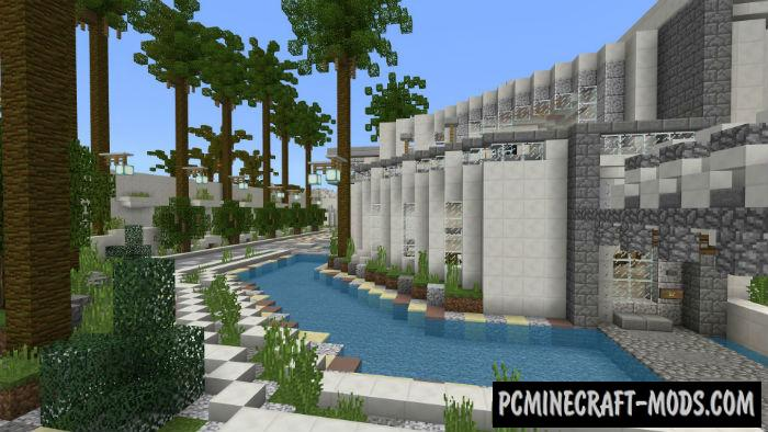 how to find a mansion in minecraft pe