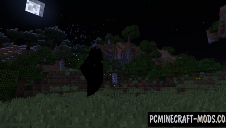 The Midnight - New Biome with Mobs Mod MC 1.15.2, 1.14.4