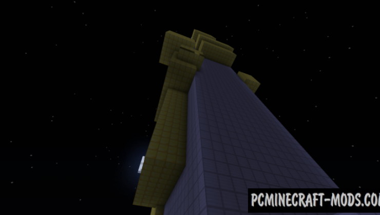 ParkourUp Map For Minecraft