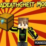 Punishing Death Mod For Minecraft 1.12.2