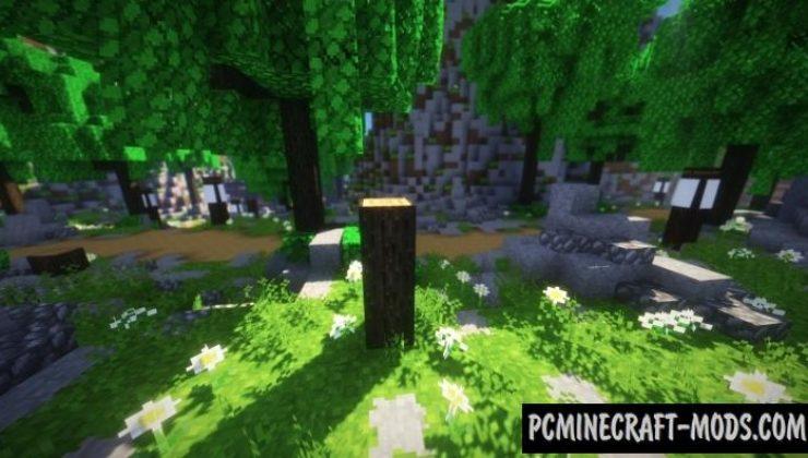 Dreamland Resource Pack For Minecraft 1.13.1, 1.12.2