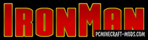 IronMan Mod For Minecraft 1.12.2, 1.7.10