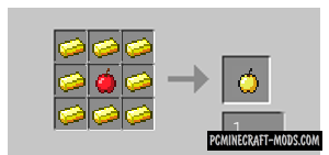 Removed Features Mod For Minecraft 1.12.2