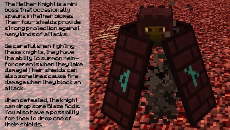 Eerie Entities - New Mobs Mod For Minecraft 1.12.2