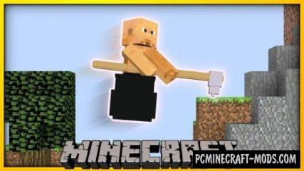 Getting Over It Map For Minecraft