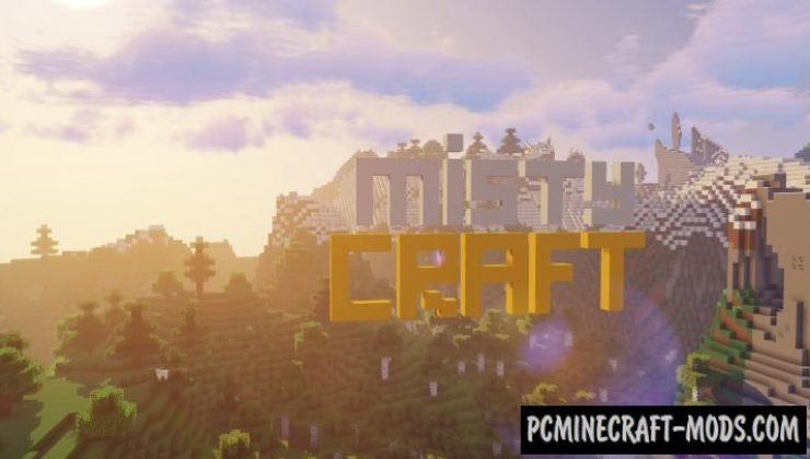 MistyCraft 16x Resource Pack For Minecraft 1.15.2, 1.14.4