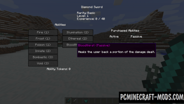 Enhanced Armaments Mod For Minecraft 1.12.2