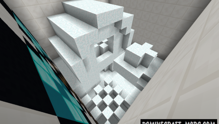 Ultimate Spleef Arena 5000 Map For Minecraft