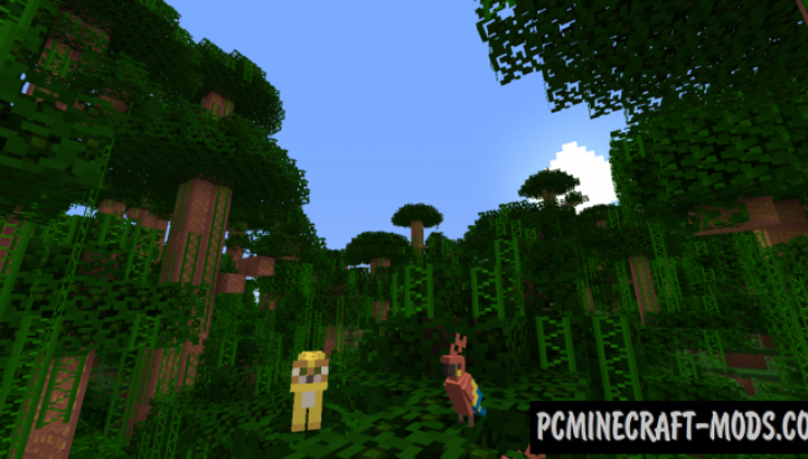 Teyemas 16x16 Resource Pack For Minecraft 1.14.4, 1.14.3