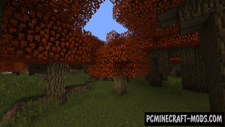 The Falling Brick Resource Pack For Minecraft 1.13.2