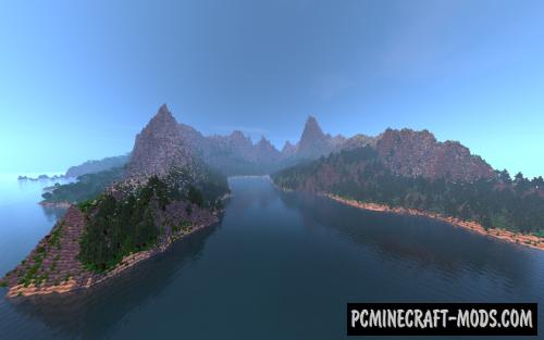 minecraft maps 1.14
