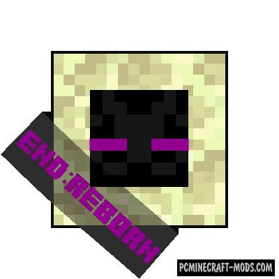 End: Reborn - New Items, Mobs, Blocks Mod MC 1.16.5, 1.15.2