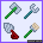 Building Gadgets Mod For Minecraft 1.12.2