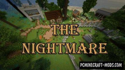 The Nightmare Map For Minecraft