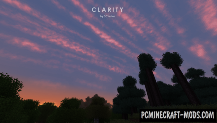 Clarity Resource Pack For Minecraft 1.13.2, 1.12.2