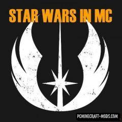 Star Wars in MC Mod For Minecraft 1.12.2
