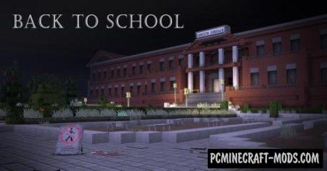 Back to School Map For Minecraft