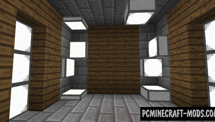 Simply Light - Furniture Mod For Minecraft 1.16.5, 1.14.4