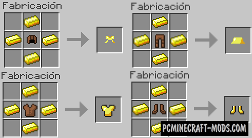 Girl Armor Mod For Minecraft 1.14.3, 1.12.2, 1.11.2, 1.10.2
