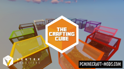 The Crafting Cube Map For Minecraft