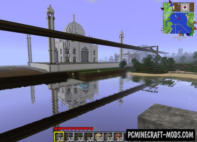 VoxelMap Mod For Minecraft 1.14.2, 1.13.2, 1.12.2, 1.11.2
