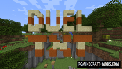 Duel TNT Map For Minecraft