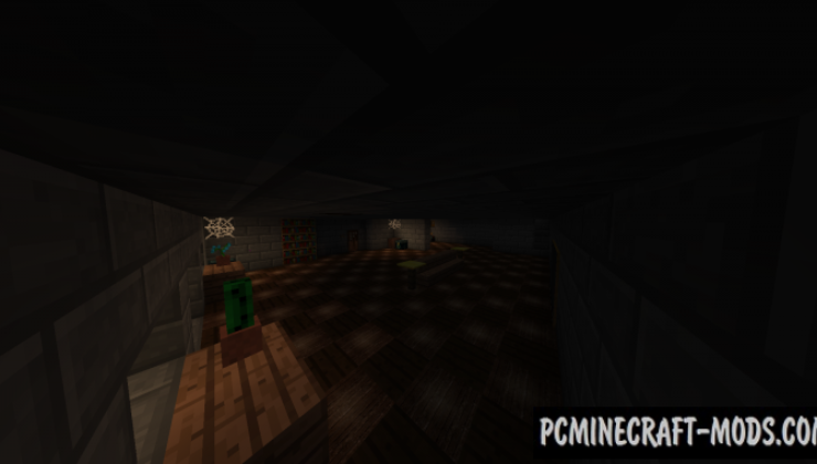It's Haunting Map For Minecraft