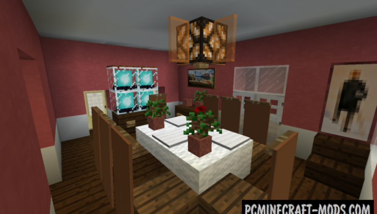 McCallister House Map For Minecraft