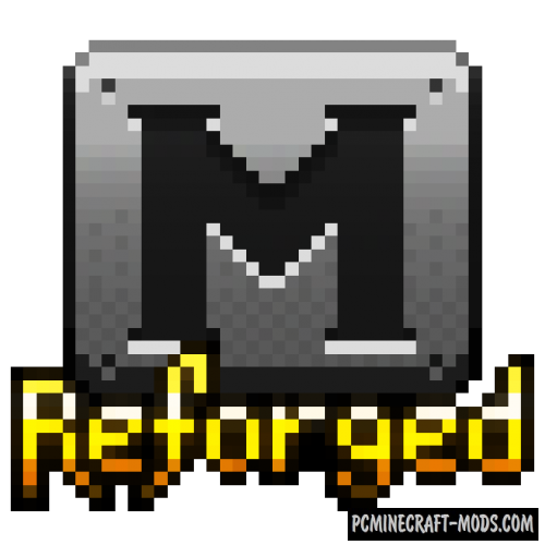 Metallurgy 4: Reforged - New Ore Mod For Minecraft 1.12.2