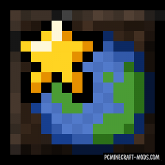 Cherished Worlds - GUI Mod For Minecraft 1.16.5, 1.16.4