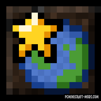 Cherished Worlds - GUI Mod For Minecraft 1.16.4, 1.15.2