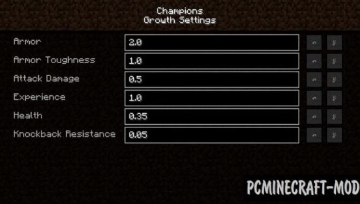 Champions - New Hard Mobs Mod For MC 1.16.3, 1.15.2, 1.12.2