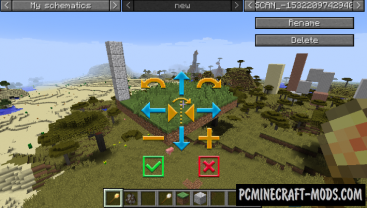 Structurize Mod For Minecraft 1.12.2