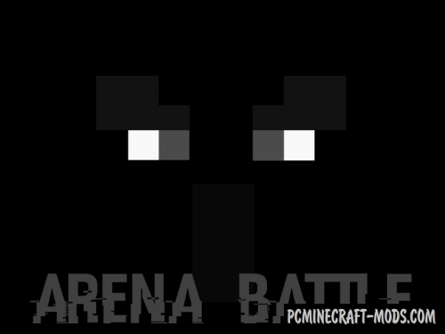 Arena Battle Map For Minecraft