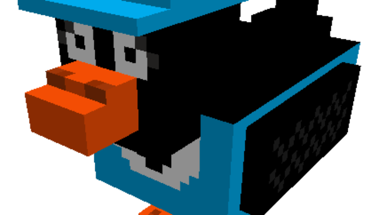 Ducky - New Friendly Creature Mod For MC 1.15.1, 1.14.4