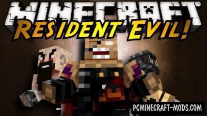 Resident Evil Map For Minecraft