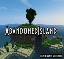 Abandoned Island Map For Minecraft