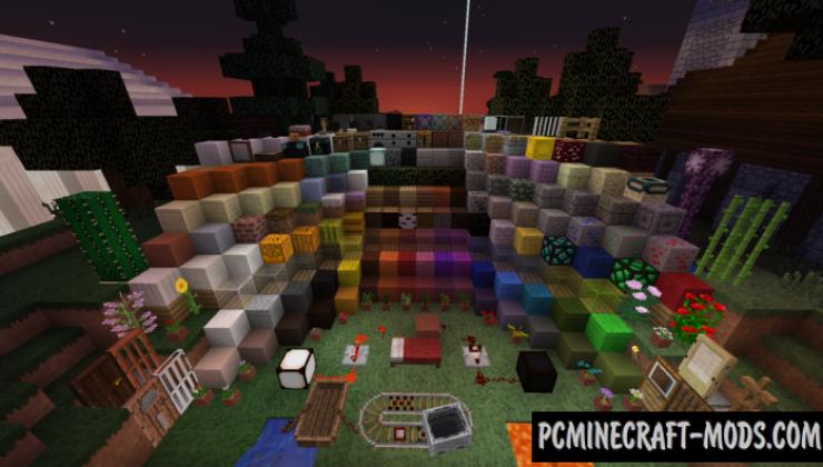 Vetecraft Resource Pack For Minecraft 1.13.2
