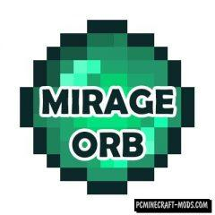 Mirage Orb - Magic Item Mod For Minecraft 1.12.2
