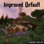 CubyBlocks3D Resource Pack For Minecraft 1.12.2