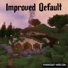 Improved Default 16x Texture Pack For Minecraft 1.16.4, 1.16.3