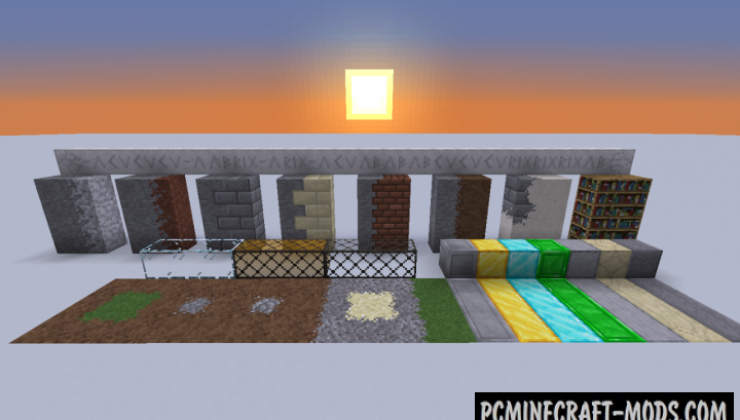 Improved Default 16x Texture Pack For Minecraft 1.16.5, 1.16.4