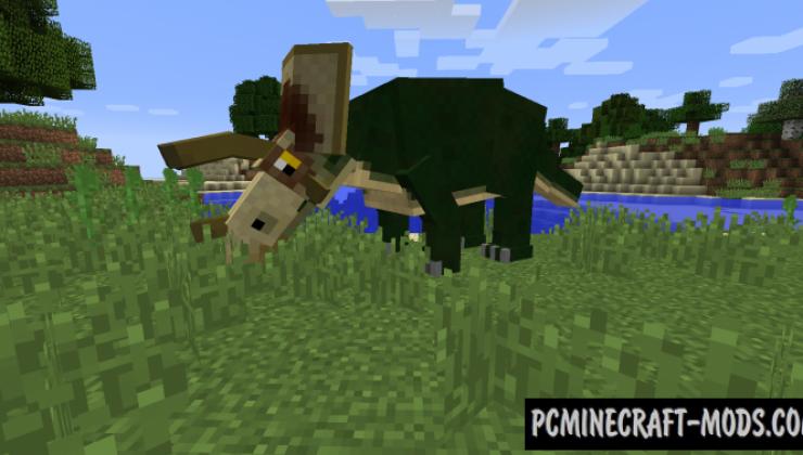 Prehistoric Fauna Mod For Minecraft 1 12 2 | PC Java Mods