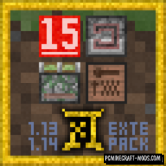 Redstone Display Resource Pack For Minecraft 1.13.2