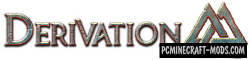 Derivation RPG - Reborn Resource Pack For Minecraft 1.7.10